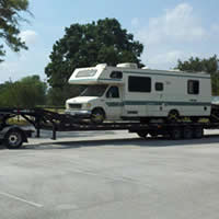 National Recreational Vehicle Shipping